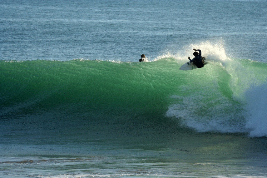 ANCHOR POINT, le spot parfait du surf