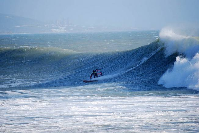 ANCHOR POINT, le spot parfait du surf  3