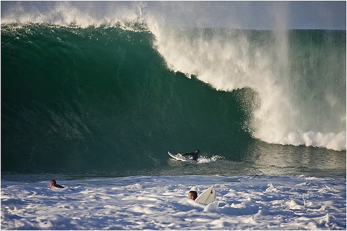 ANCHOR POINT, le spot parfait du surf  4
