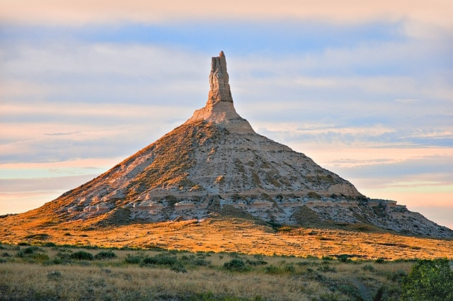 Decouvrez Chimney Rock au Nord de Carolina  7